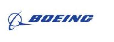 Logo for Boeing