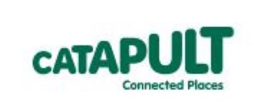 Logo for the Connected Places Catapult