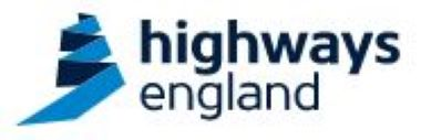 Logo for Highways England